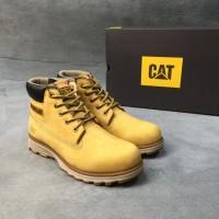 CAT 卡特 新款男鞋登山靴